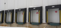 UGM Four Seasons Cold Storage Overhead Doors Bifulcos Farms Bifulco Tall Boy Brand Pittsgrove New Jersey USA
